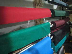 pool table refelting cloth in Columbia content image 2
