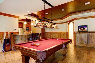 professional pool table assembly in Columbia content image3