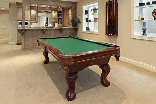 Qualified pool table installers in Columbia