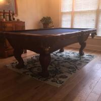 Presidential Billiards BILTMORE style 8 foot Pool Table
