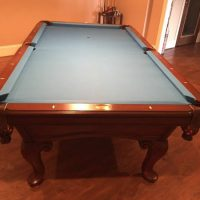Pool Table 8' AMF Limited Edition