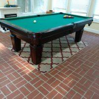 C.L Bailey Pool Table