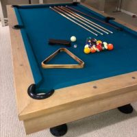 Imperial Pool Table with Top