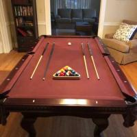 American Heritage Pool Table 9'